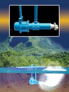 Alipez colombia rotor oxigenador de estanques y for Oxigenacion del agua en estanques